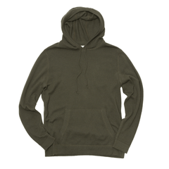 The Cashmere Hoodie - Alpine
