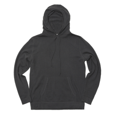 The Cashmere Hoodie - Carbon