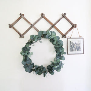 Rustic Square Hanging Frame