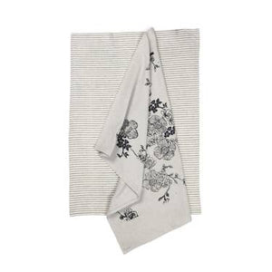 Rose Garden Tea Towel Set
