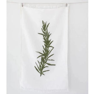 Rosemary Tea Towel