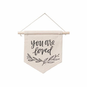 You are Loved - Mini Banner