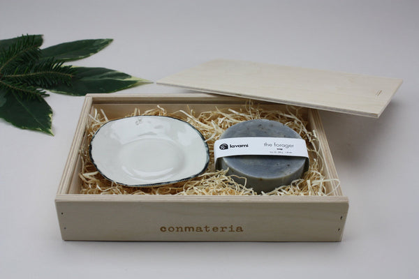 FORAGER SOAP BOX SET