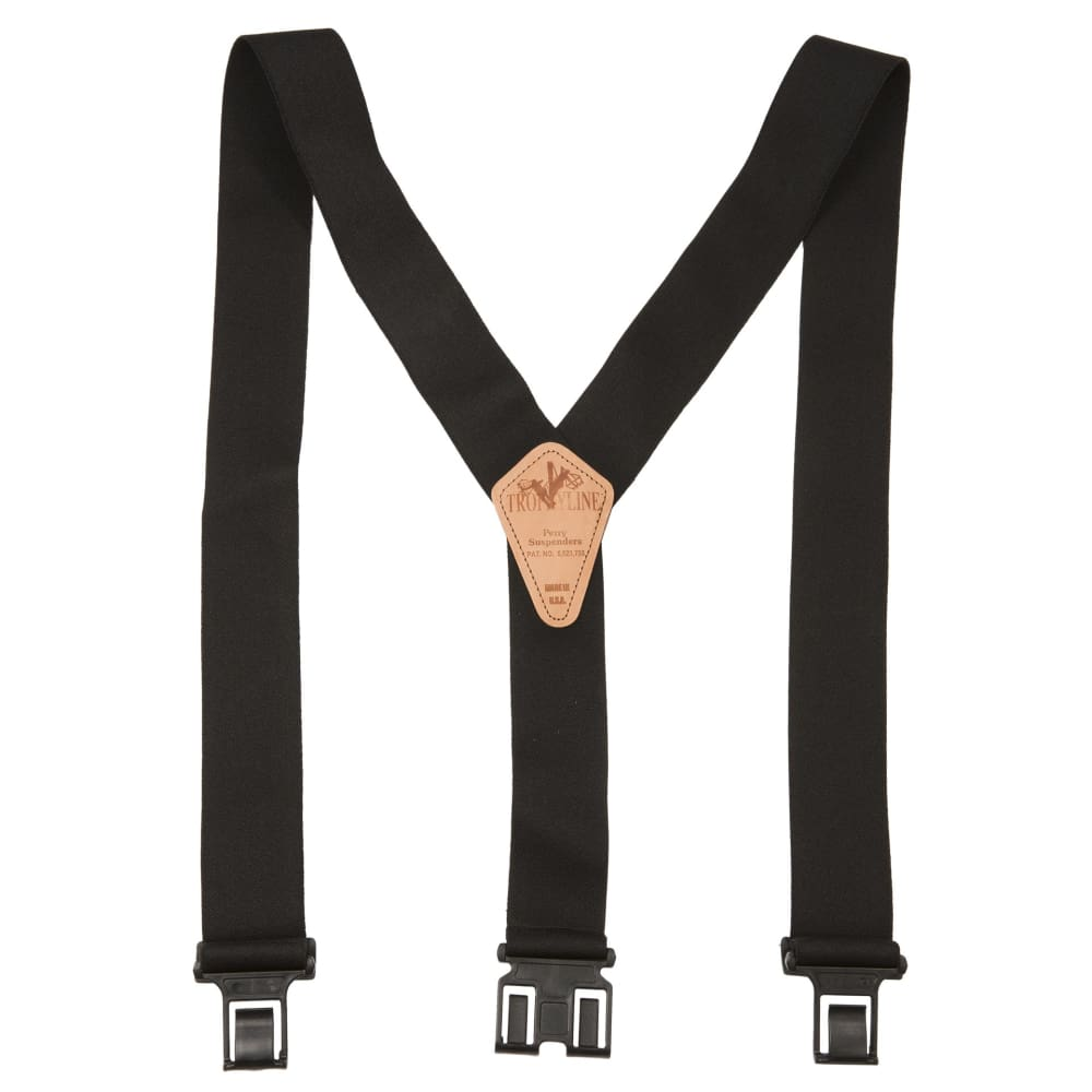 Vintage Perry Suspenders