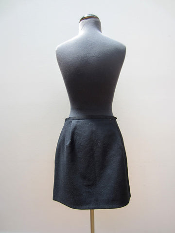 J. Crew Black Mini Skirt, 6