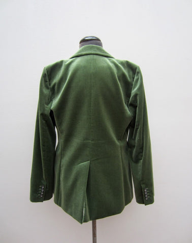 J.Crew Forest Green Blazer, 8