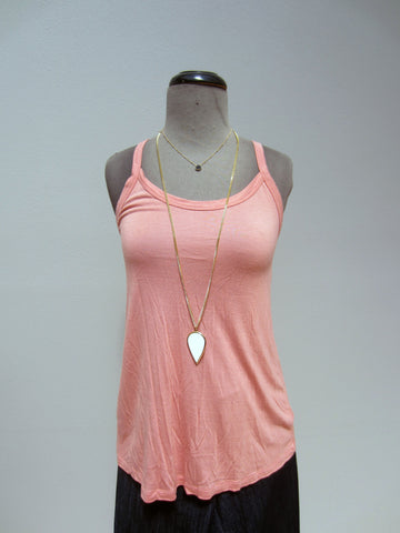 Gap Dusty Rose Tank, S