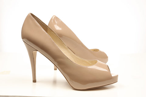 Footcandy Peep-Toe Pump, 12