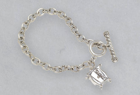 Charm Bracelet by Lori Bonn- Wardrobe for Opportunity Exclusive
