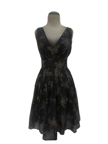 Aryeh 50's Style Dress, S