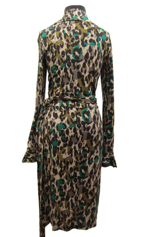 Diane Von Furstenberg Vintage Wrap Dress, 6