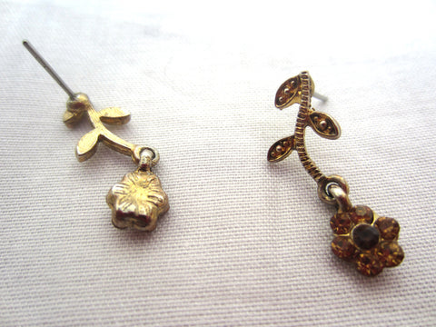 Flowers on the Vine Earrings