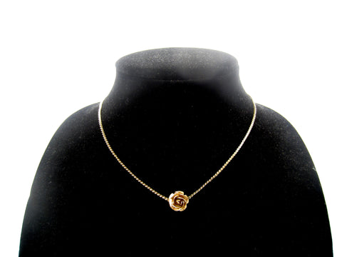 Subtle Rose Necklace