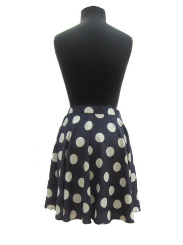 Peppermint Polka Dot Dot Dot Skirt, M