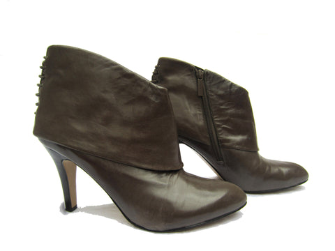 Nine West Fold Over Booties, 9.5