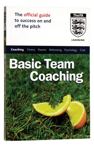 Basic Team Coaching From FA Learning