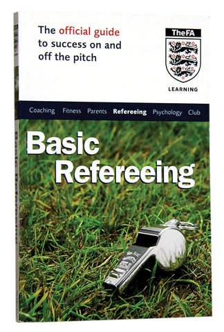 Basic Soccer Refereeing From FA Learning