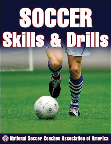 NSCAA Soccer Skills And Drills Book