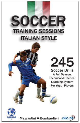 Soccer Training Sessions A Complete Season Program U13-U15 Book