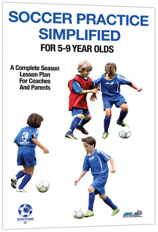 Soccer Practice Simplified Book