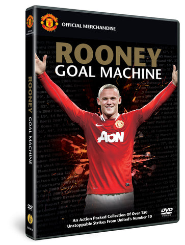 Rooney: Goal Machine