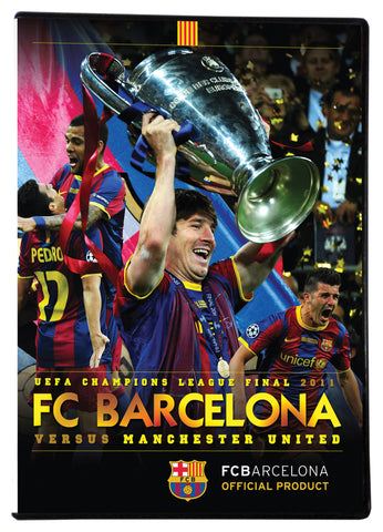 FC Barcelona Champions League Final 2011
