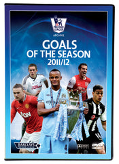 Premier League 2012 Goals Of The Season DVD