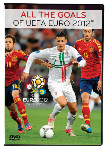 Euro 2012 All The Goals