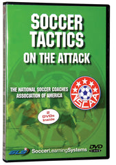 NSCAA Soccer Tactics- On The Attack