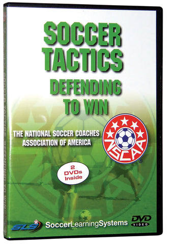 NSCAA Soccer Tactics: Defending To Win 2 Part Series