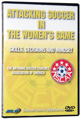 NSCAA Attacking Soccer In The Women's Game