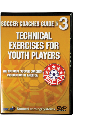 NSCAA Technical Exercises For Youth Players
