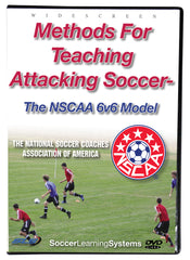 nscaa 6v6 methods attacking soccer