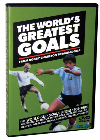 World's Greatest Soccer Goals