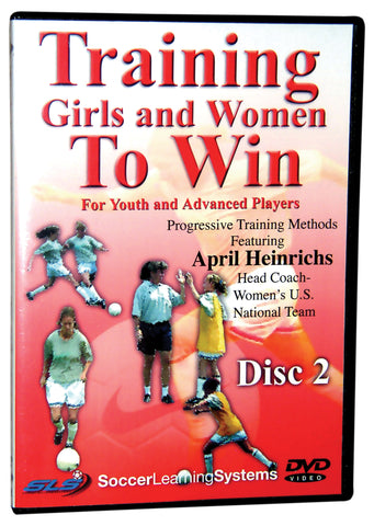 Training Girls and Women To Win 2