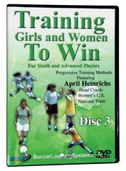 Training Girls and Women To Win 3