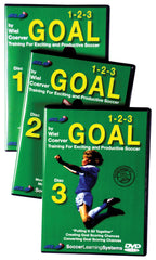1-2-3 Goal Set of Three