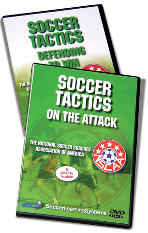 NSCAA Soccer Tactics- Attacking and Defending
