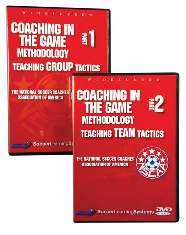 Coaching In The Game Methodology Set