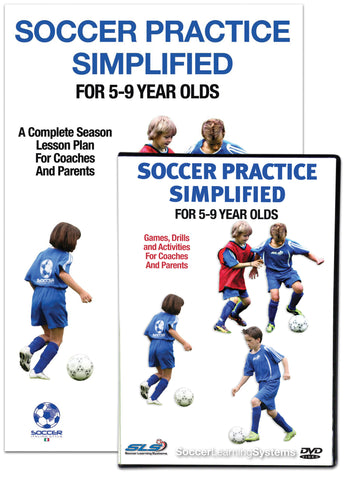 Soccer Practice Simplified Set