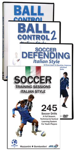Italian Style Soccer Training Set