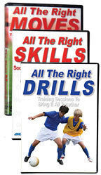 All The Right Soccer Moves, Skills and Drills