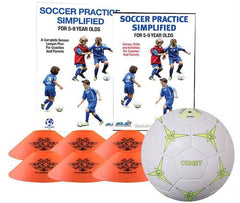Soccer Practice Simplified Player's Kit
