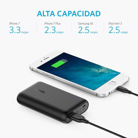 Batería Externa Powercore Speed 10.000 QC 3.0
