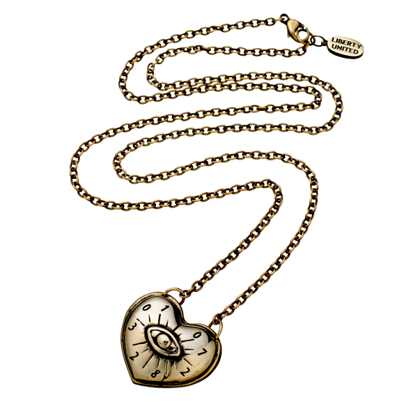 Bullet Aeternum Pendant Necklace by Pamela Love for Liberty United