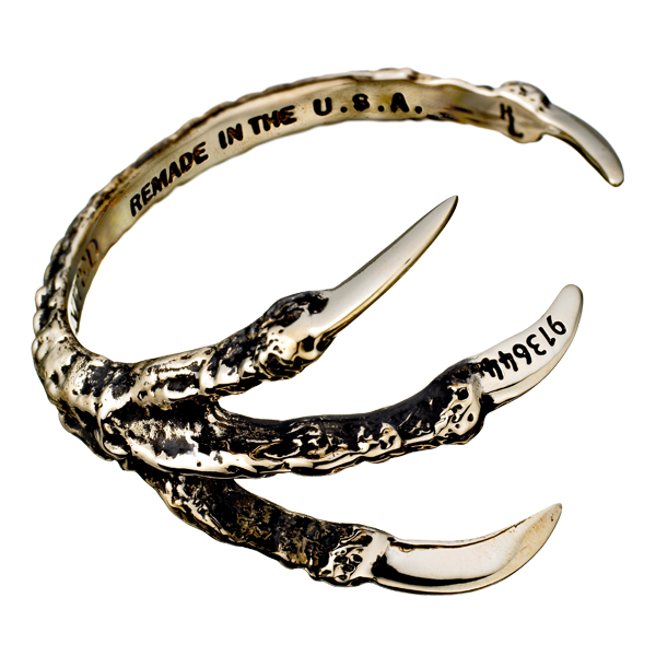 Bullet Talon Cuff by Pamela Love for Liberty United