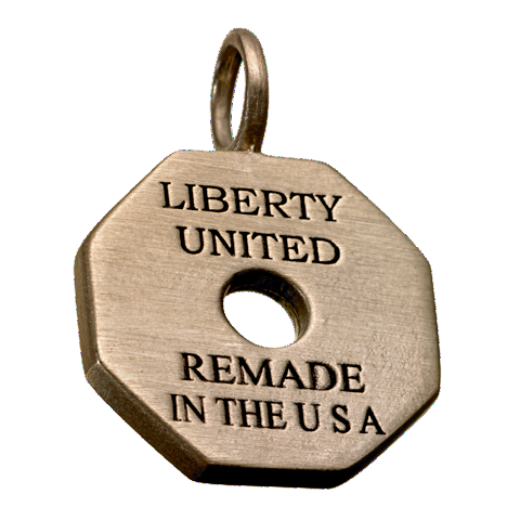 Remade in the USA Pendant