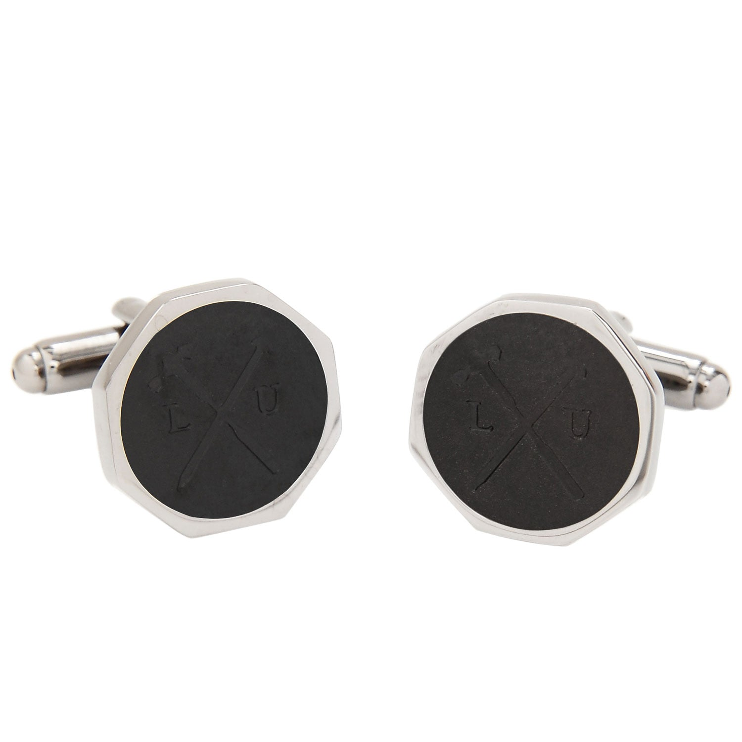 Rifle Barrel Cufflinks 'Winchester 1873'