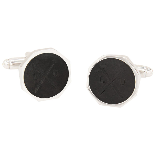 Rifle Barrel Cufflinks