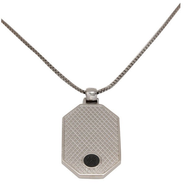 Grip Dog Tag Pendant